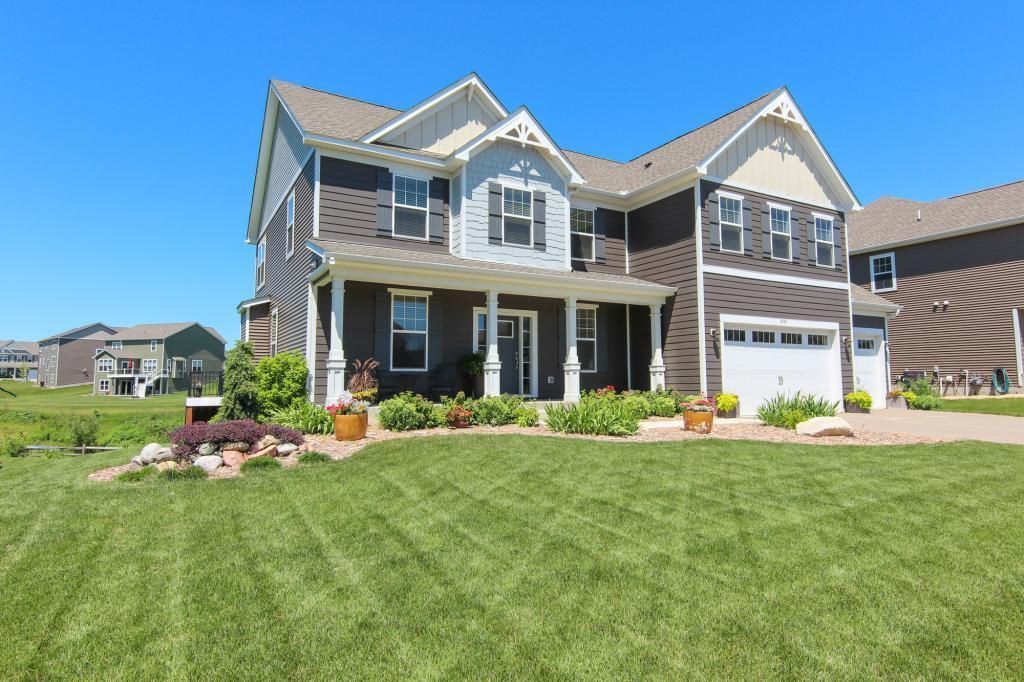 One of Chaska 4 Bedroom Homes for Sale at 3898 Dakota Ridge