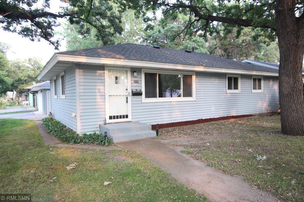 5440 Vera Cruz Avenue N, Crystal, Minnesota