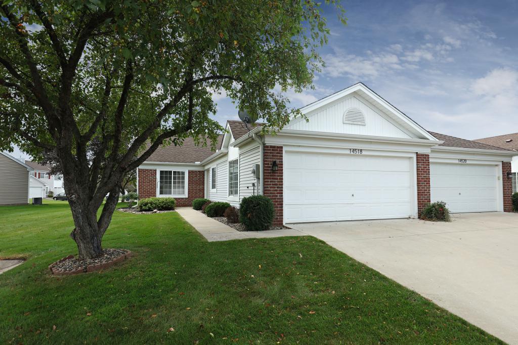 14518 Eureka Court, Apple Valley in Dakota County, MN 55124 Home for Sale