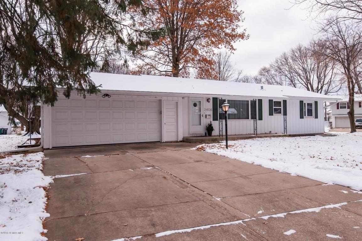 2406 17 1/2 Street NW, Rochester in Olmsted County, MN 55901 Home for Sale
