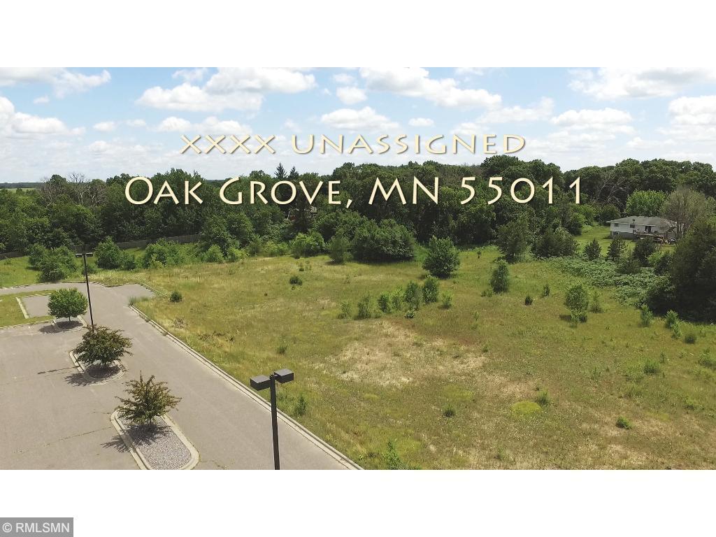 Unassigned Oak Grove, MN 55011