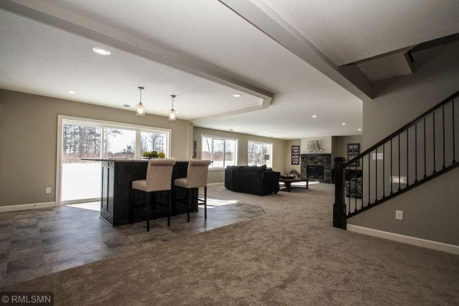 Cul de Sac property for sale at 3842 191st Lane NW, Oak Grove Minnesota 55303