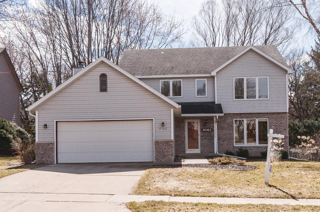 4142 57th Street Lane NW, Rochester in Olmsted County, MN 55901 Home for Sale