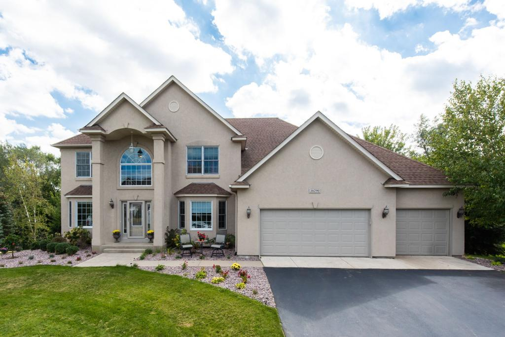 One of Lakeville 5 Bedroom Homes for Sale at 16290 Hominy Path