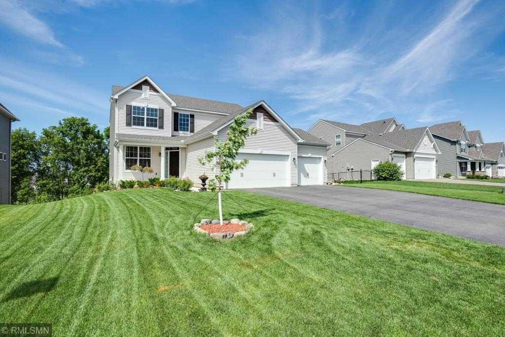 7951 Spring Lake Drive, one of homes for sale in Shakopee
