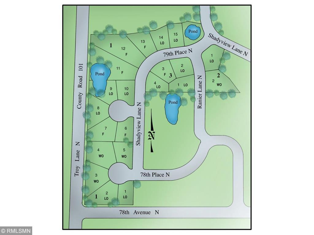 18201 79th Place N, one of homes for sale in Maple Grove