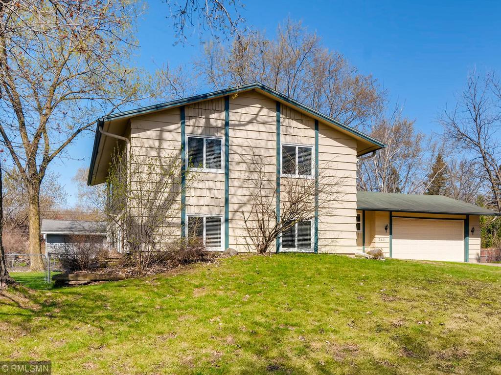 3421 Vivian Avenue Shoreview, MN 55126