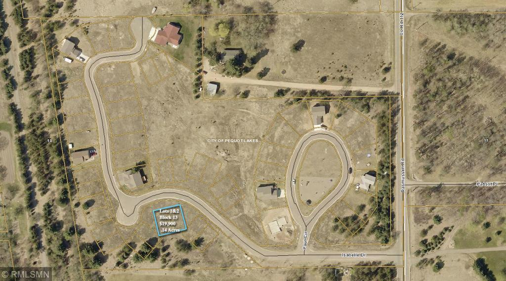primary photo for L1-2 B13 Isabelle Drive, Pequot Lakes, MN 56472, US