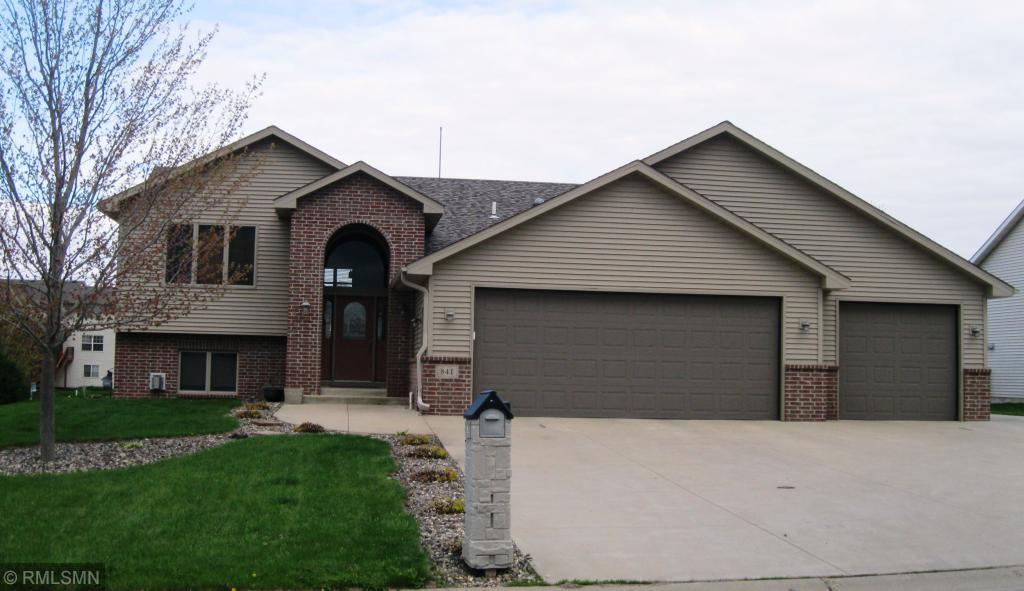 841 Daniel Drive, Belle Plaine, Minnesota 4 Bedroom as one of Homes & Land Real Estate