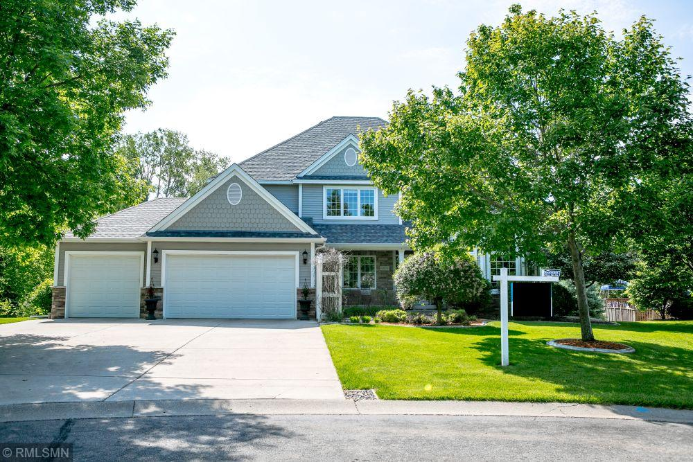 9509 Woodlawn Court N, Champlin, Minnesota