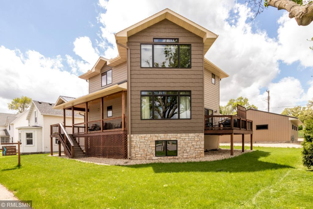 519 N Lakeshore Drive, one of homes for sale in Lake City