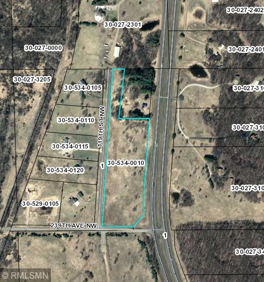 Xxx Highway 169, one of homes for sale in Elk River