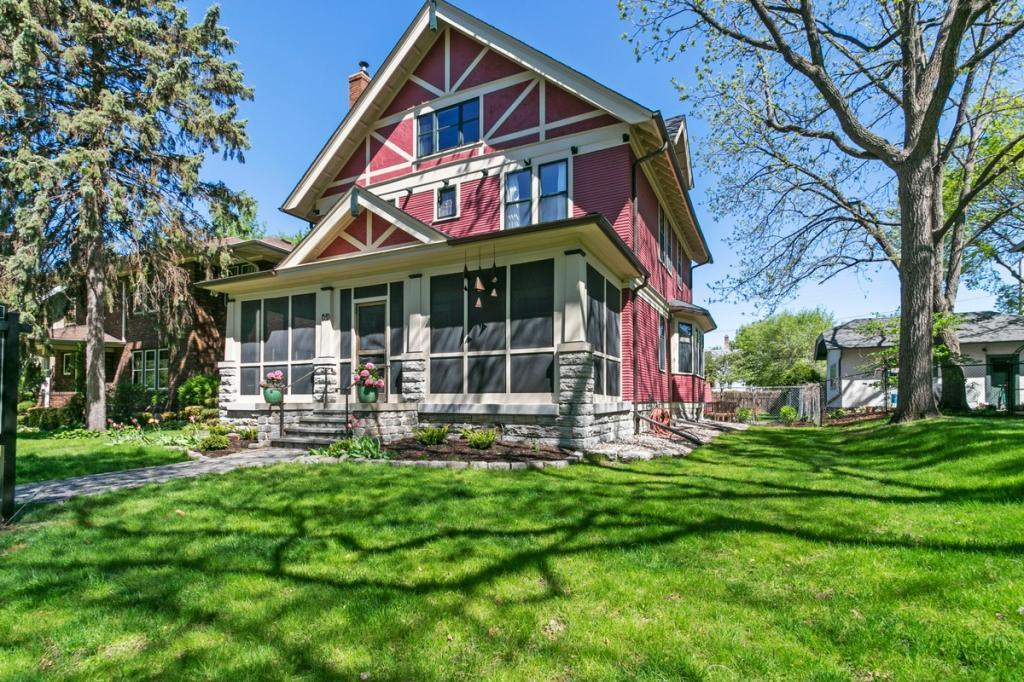 New Listings property for sale at 1535 Lincoln Avenue, St Paul - Macalester-Groveland Minnesota 55105