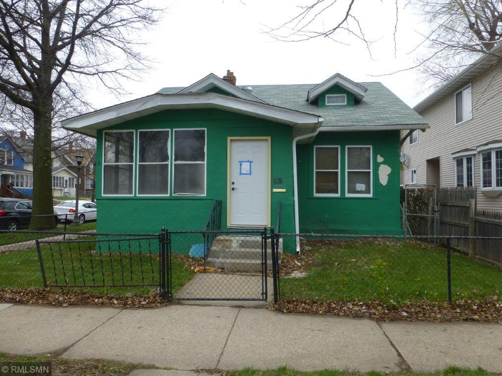 Price Reduced property for sale at 631 Western Avenue N, St Paul - Thomas-Dale Minnesota 55103