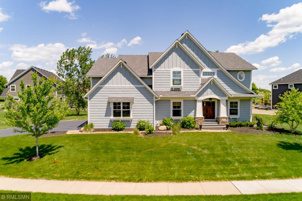 New Listings property for sale at 2917 Fairway Drive, Chaska Minnesota 55318