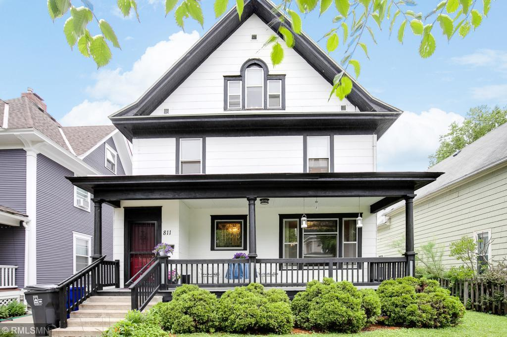 811 Hague Avenue, one of homes for sale in St Paul - Town and Country