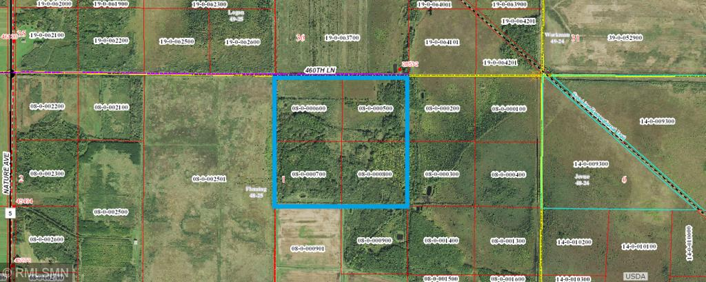 Xxx 460th Lane, one of homes for sale in Aitkin