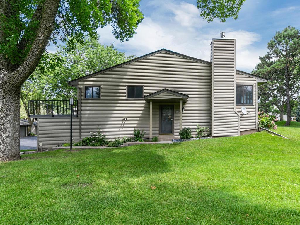 4447 Arden View Court, Arden Hills in Ramsey County, MN 55112 Home for Sale