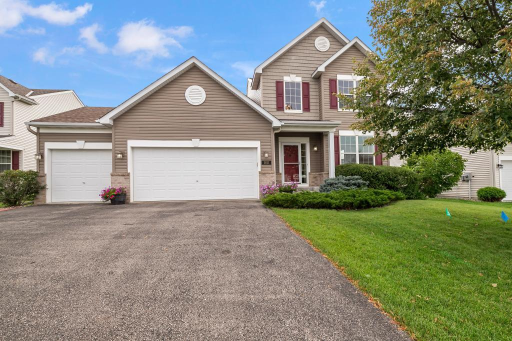 One of Shakopee 5 Bedroom Homes for Sale at 1811 Fescue Circle