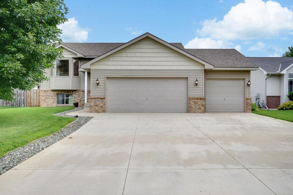 220 Evergreen Street, Belle Plaine in Scott County, MN 56011 Home for Sale