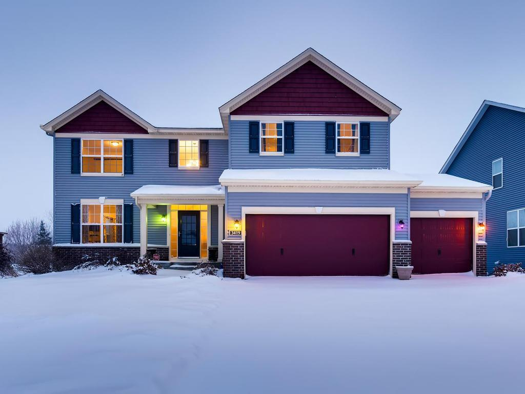 One of Blaine 5 Bedroom Homes for Sale at 3419 124th Circle NE