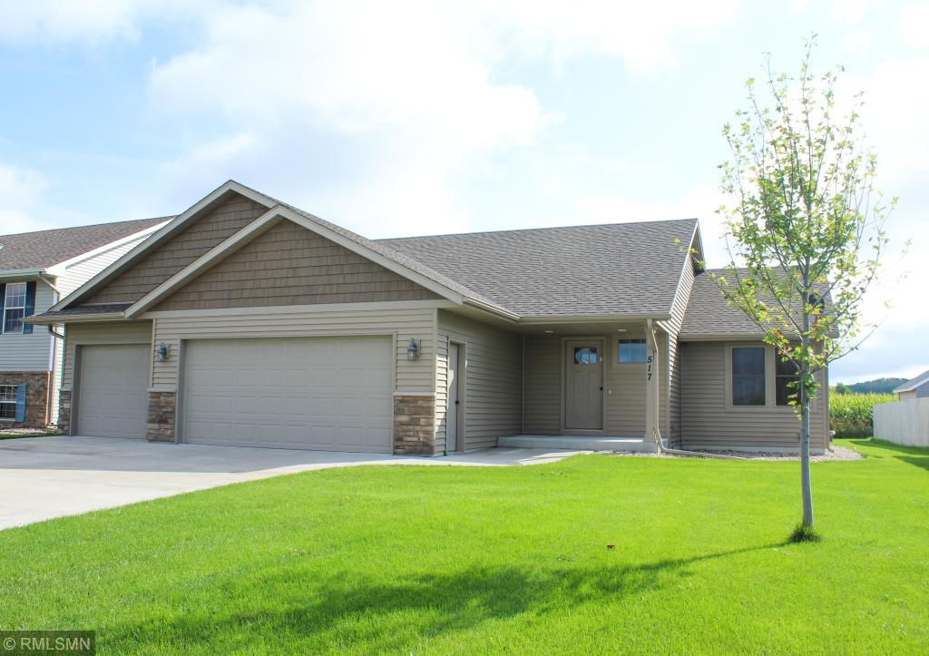 517 Farmers Place, Belle Plaine, Minnesota 2 Bedroom as one of Homes & Land Real Estate