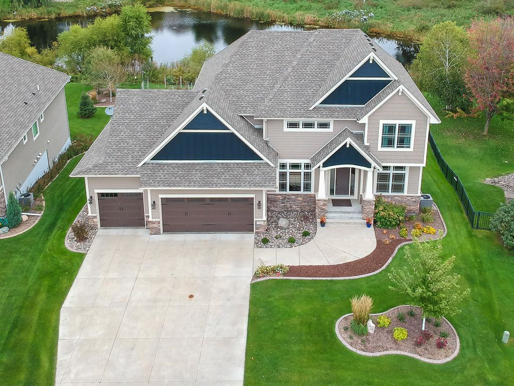 3090 Aspen Lake Drive NE, one of homes for sale in Blaine
