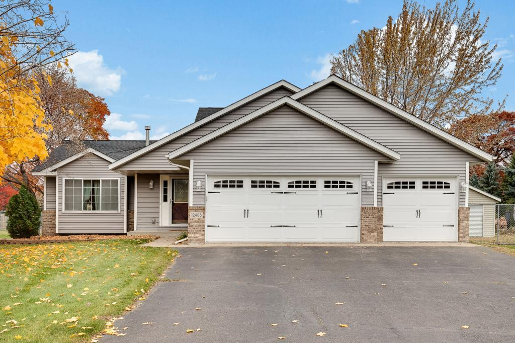12486 Goodhue Court NE, Blaine in Anoka County, MN 55449 Home for Sale