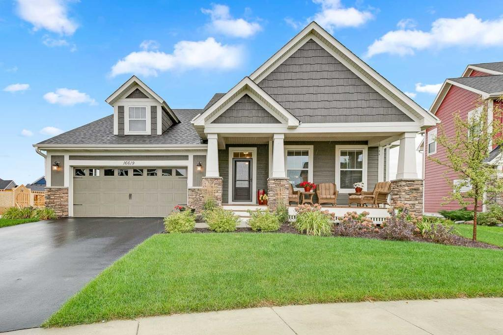 One of Lakeville 3 Bedroom Homes for Sale at 16619 Draft Horse Boulevard