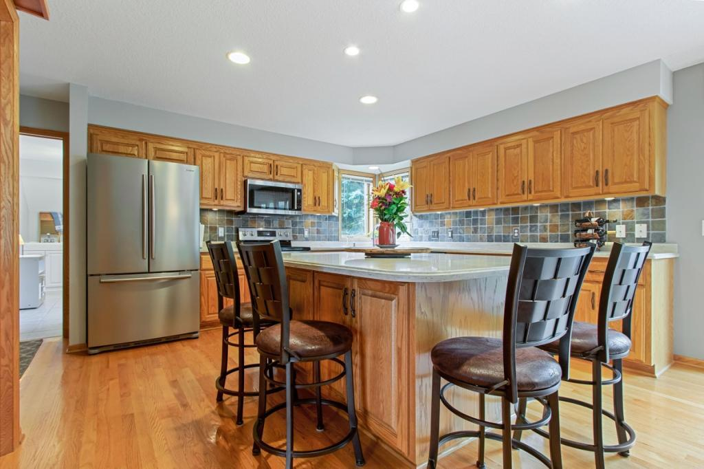 One of Eden Prairie 4 Bedroom Homes for Sale at 13748 Candice Lane