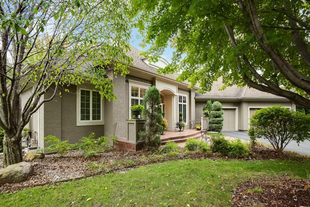 18672 Melrose Chase, one of homes for sale in Eden Prairie