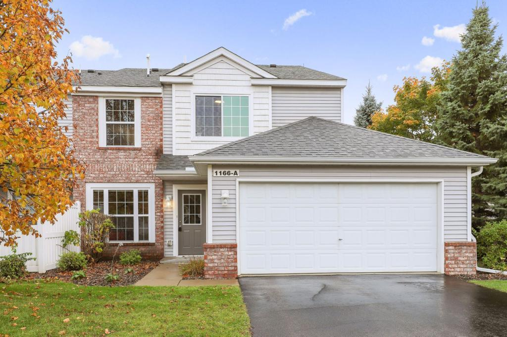 1166 100th Drive NE, Blaine in Anoka County, MN 55434 Home for Sale