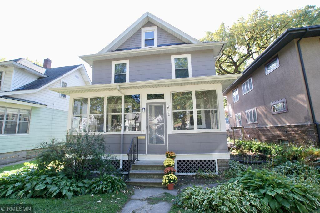One of St Paul - Town and Country 4 Bedroom Homes for Sale at 1652 Marshall Avenue
