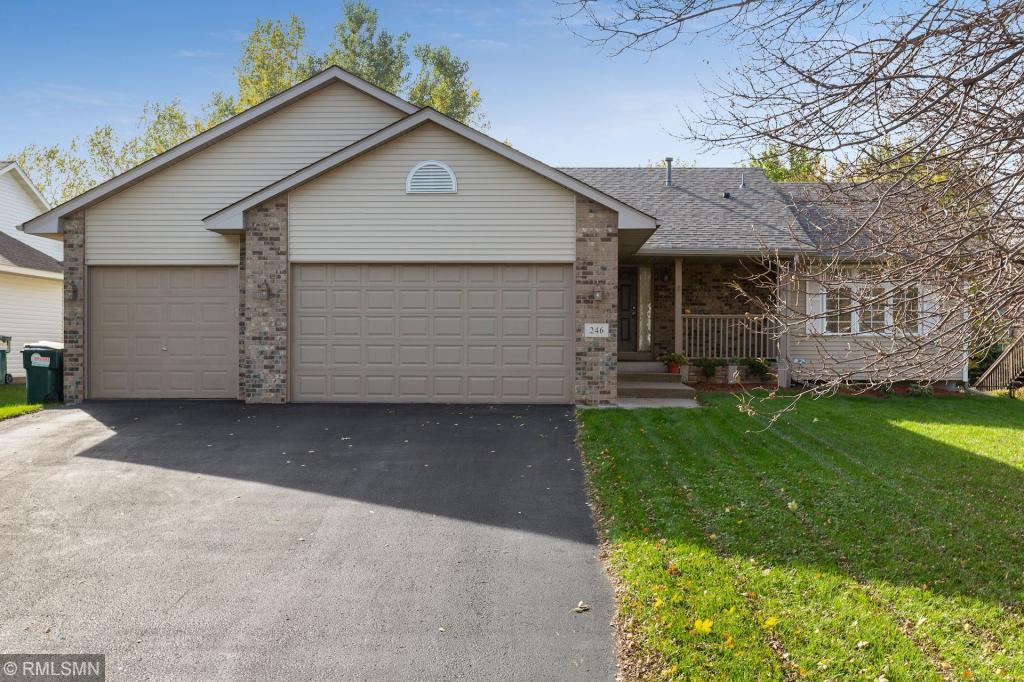 246 101st Court NE, Blaine in Anoka County, MN 55434 Home for Sale
