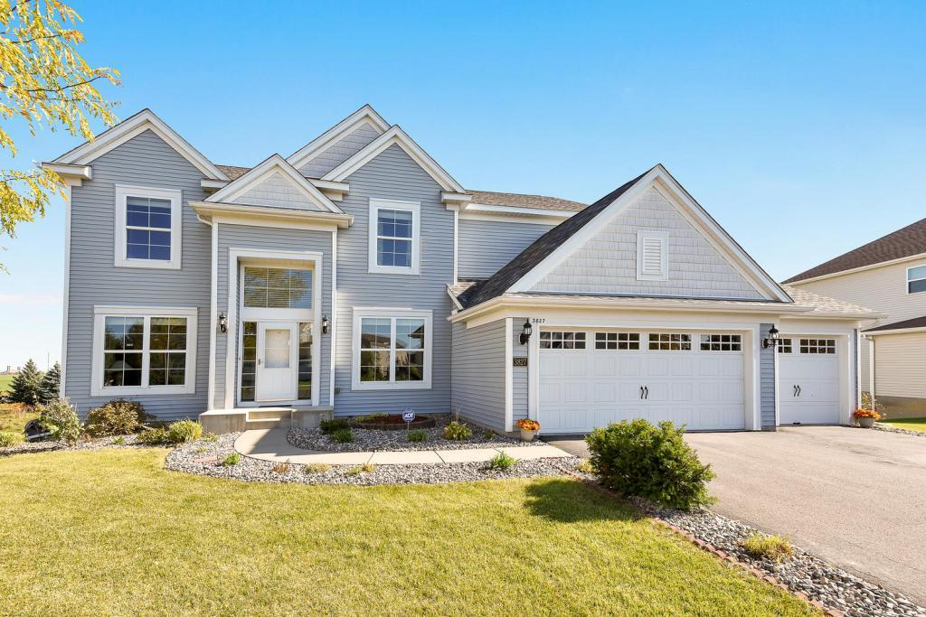 3827 Whitetail Drive, one of homes for sale in Shakopee