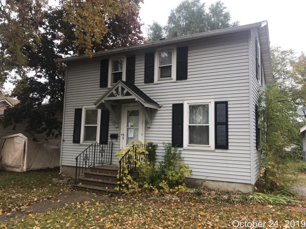 One of Faribault 2 Bedroom Homes for Sale at 218 10th Street NW