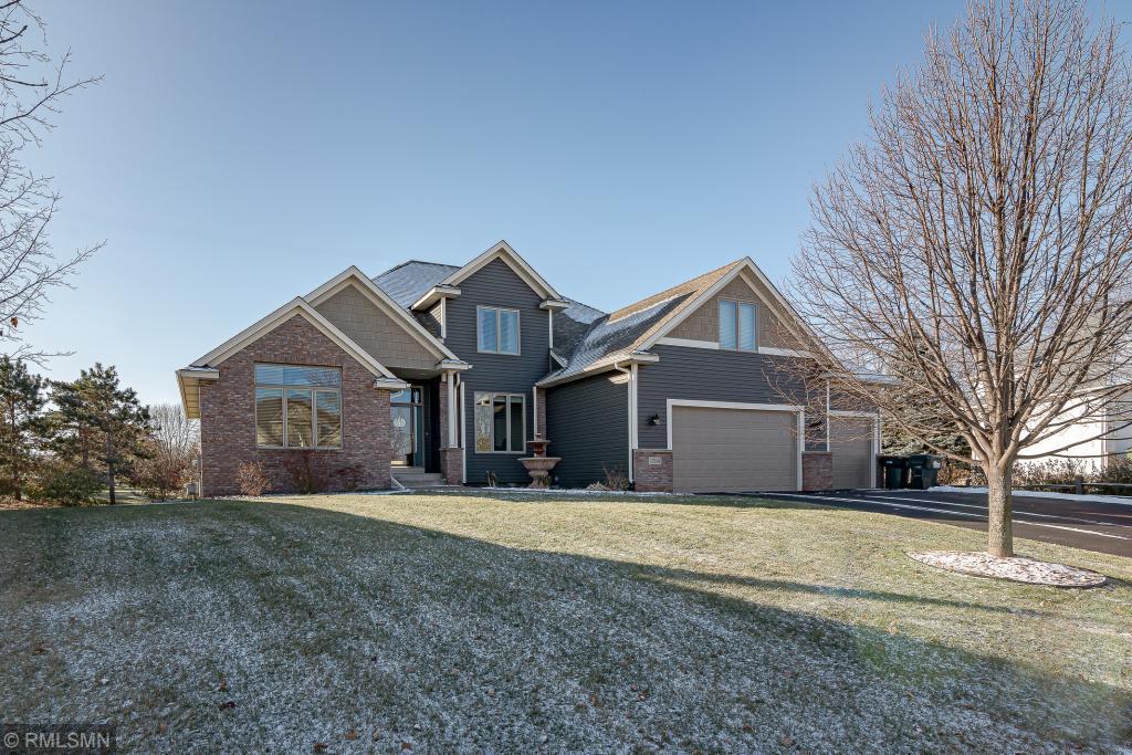 13124 Quail Creek Drive NE, Blaine, Minnesota