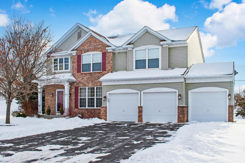One of Chaska 4 Bedroom Homes for Sale at 2617 Rachel Court