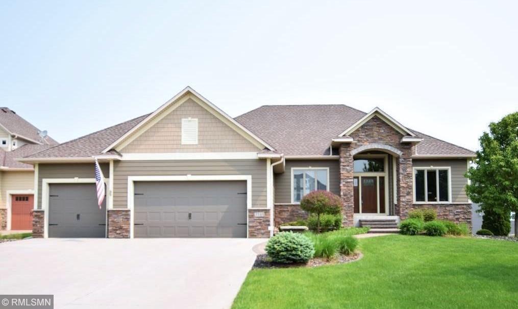 3141 119th Court NE, Blaine in Anoka County, MN 55449 Home for Sale
