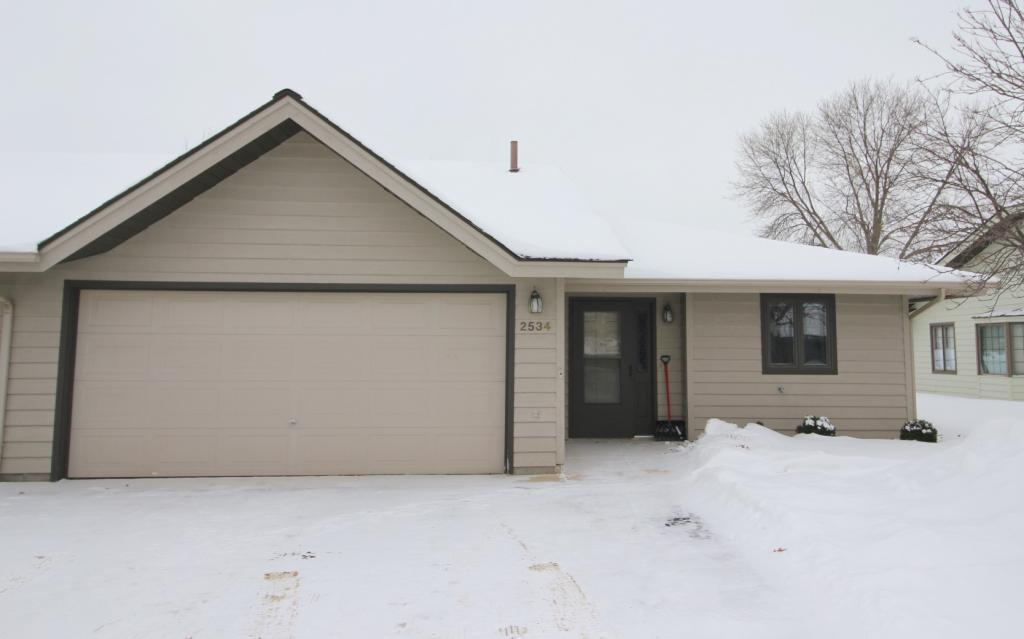 2534 15th Street N, St Cloud in Stearns County, MN 56303 Home for Sale
