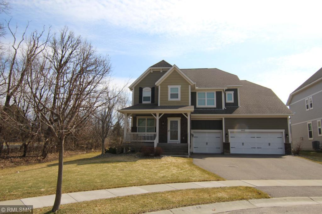 1043 Rosemary Circle, one of homes for sale in Chaska