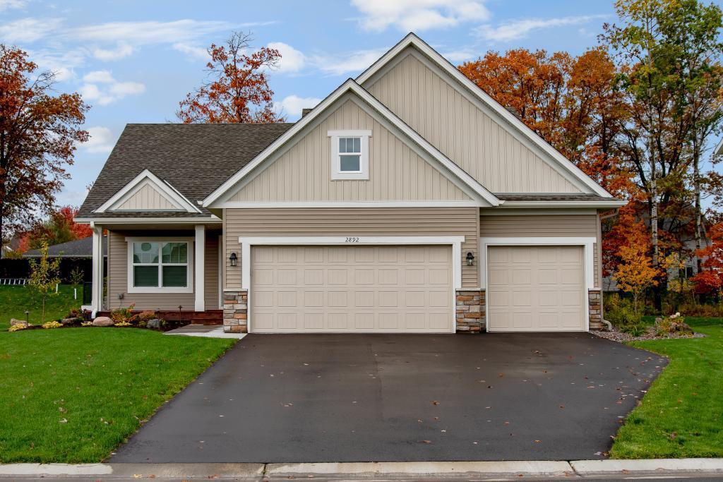2892 129th Avenue NE, Blaine in Anoka County, MN 55449 Home for Sale