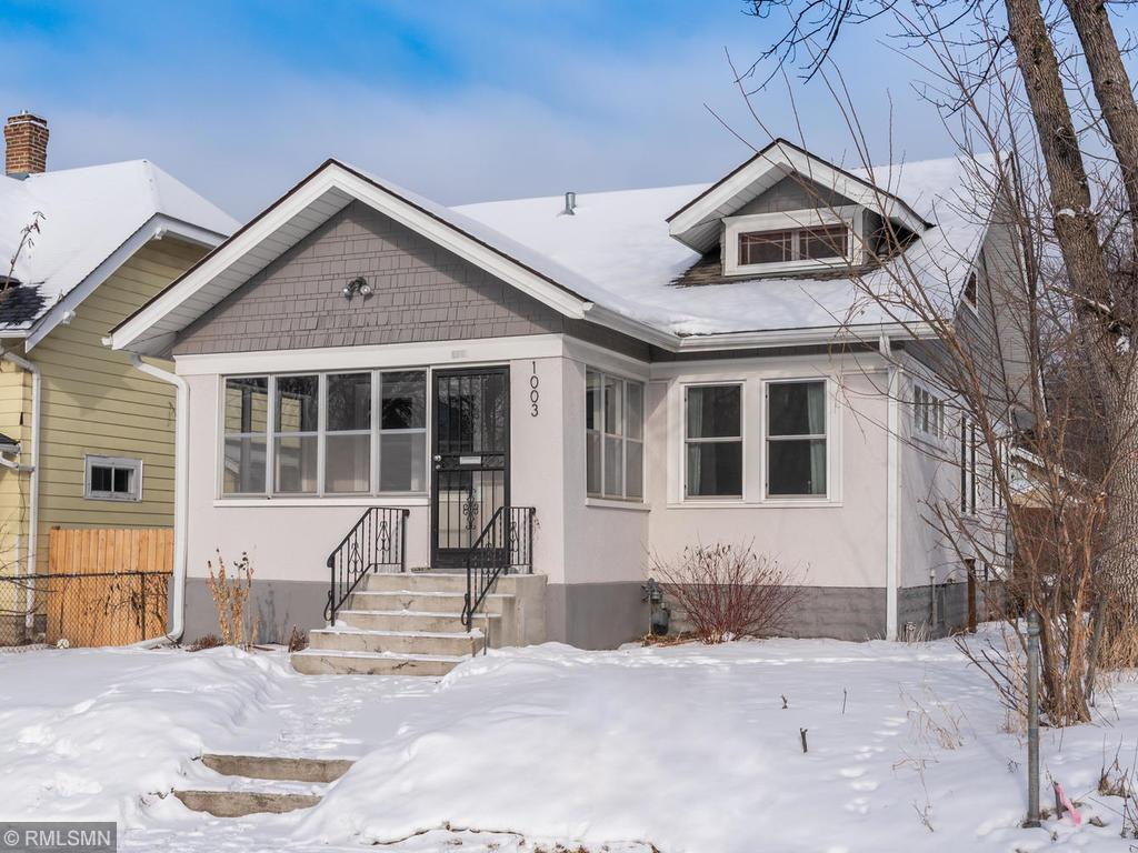 1003 Marshall Avenue, one of homes for sale in St Paul - Lexington