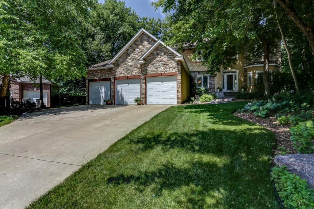 8844 Woodhill Circle, Savage, Minnesota