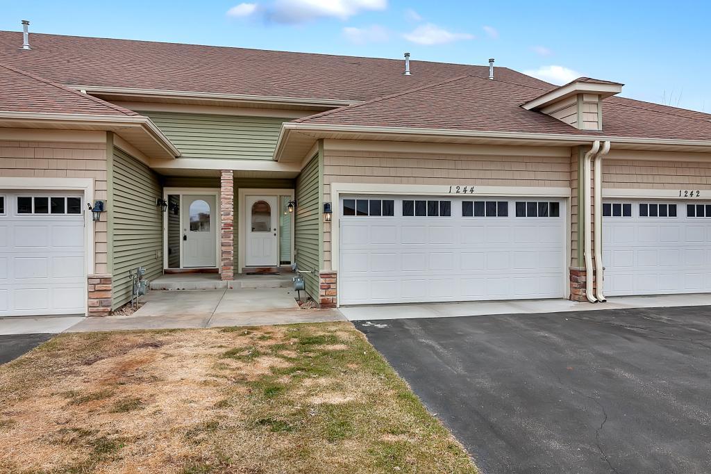 1244 45th Avenue NE, St Cloud in Benton County, MN 56304 Home for Sale