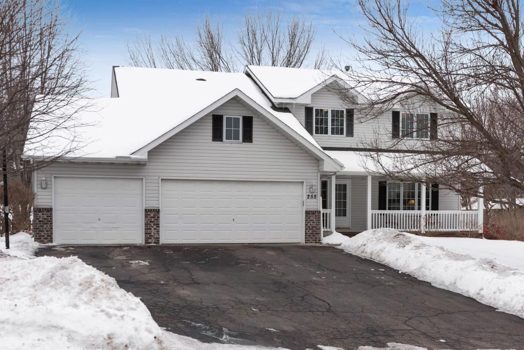 One of Chaska 4 Bedroom Homes for Sale at 255 Jaspers Circle S
