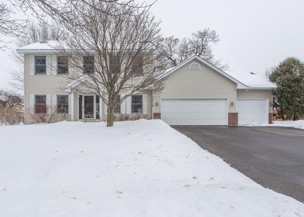 12619 Fergus Street NE, Blaine in Anoka County, MN 55449 Home for Sale