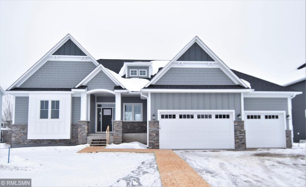 2927 132nd Avenue NE, Blaine in Anoka County, MN 55449 Home for Sale