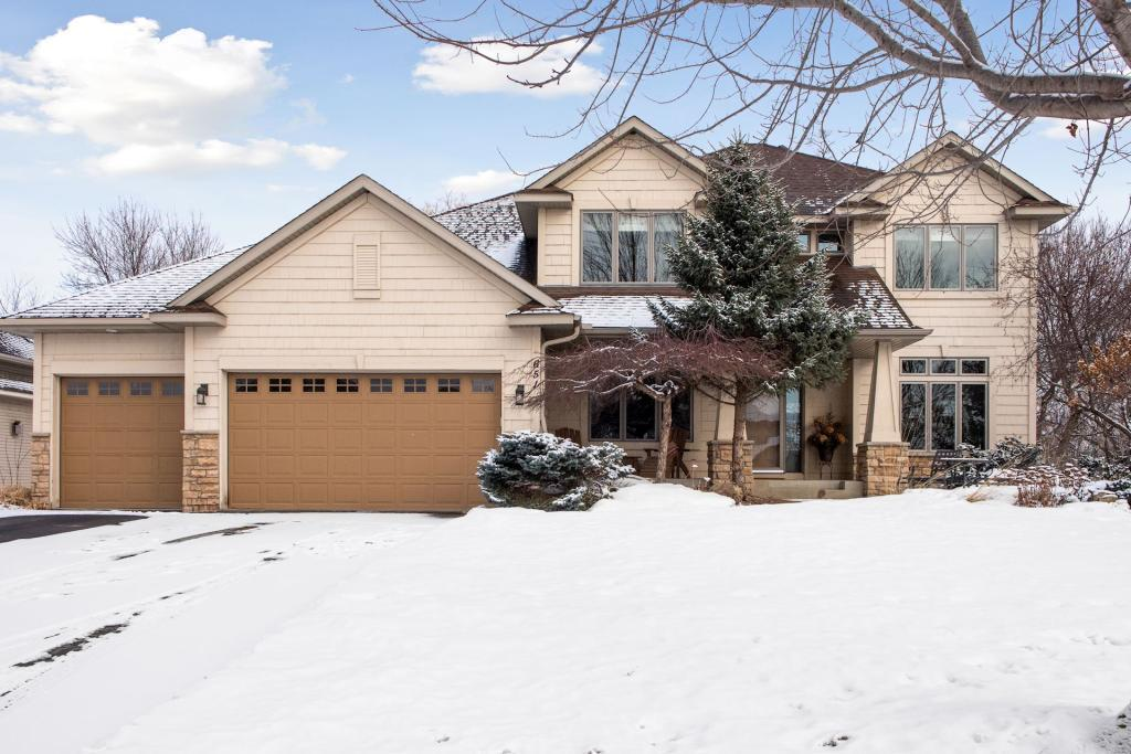 651 Cascade Drive, one of homes for sale in Chaska