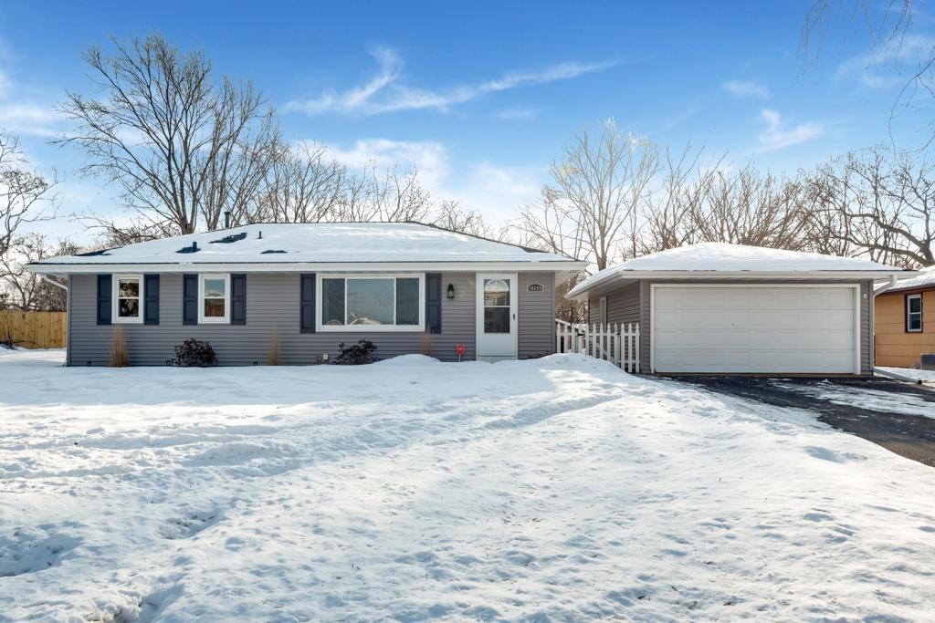 10699 6th Street NE, Blaine in Anoka County, MN 55434 Home for Sale
